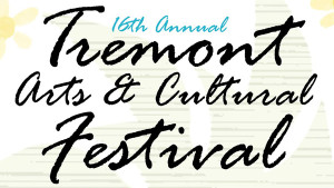 Tremont Arts and Cultural Festival Logo