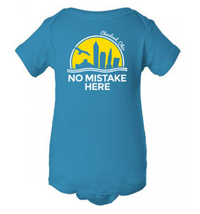 No Mistake Here Onesie