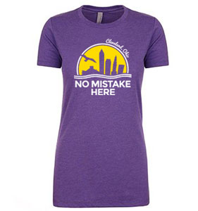 Ladies No Mistake Purple
