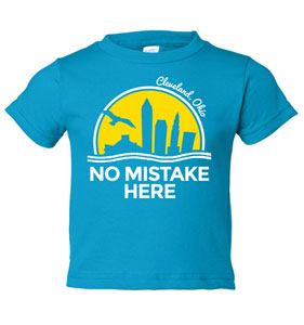 No Mistake Blue