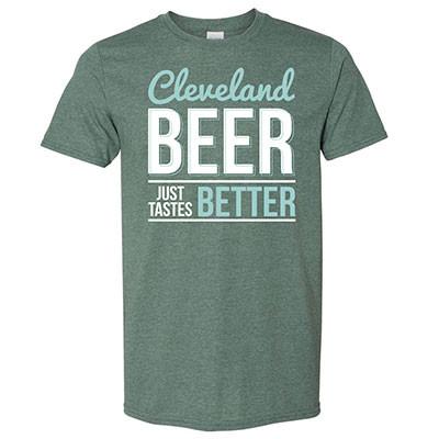 ClevelandBeer_Unisex_ForestGreen_400x400