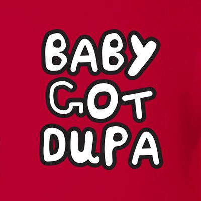 BabyGotDupa_Red_closeup_400x400