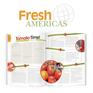 Fresh Americas Magazine
