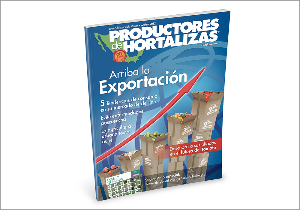 Productores de Hortalizas | October 2012