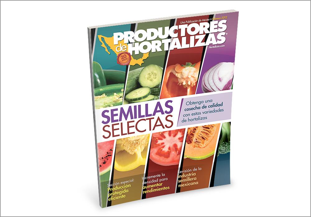 Productores de Hortalizas | February 2012